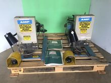 Set of (2) AMP Crimper Press Wi