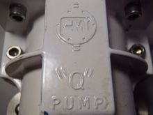 1 PIECE FMI CERAMPUMP MODEL Q -