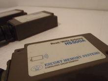 Lot (3) Datalogic Escort Memory