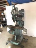 Bridgeport 2HP Vertical Milling
