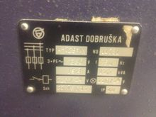 Used 1992 ADAST D 72