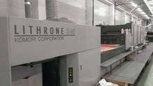2005 KOMORI Lithrone 440+C