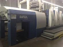 2005 KBA-RAPIDA Rapida 105-10 S