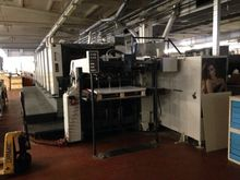 2001 KOMORI Lithrone 540+C