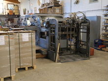 Used 1963 BOBST SP 1