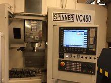 2013 SPINNER VC 450 # 11947