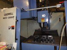 2002 LEADWELL MCV 1300 P # 1204
