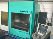 Used 1997 DMG DMU 80