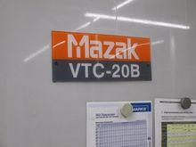 1999 MAZAK VTC 20 B # 12082
