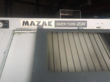 1986 Mazak 20N QUICKTURN # 1210