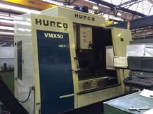Used Hurco VMX 50 #