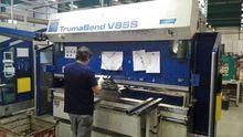 2005 TRUMPF TrumaBend V85 # 122