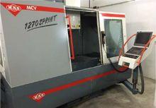 2003 MAS MCV 1270 SPRINT # 5100