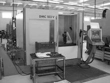 2000 DMG Deckel-Maho DMC 103V #