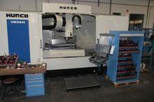 2008 HURCO VMX 84 SK50 # 9931