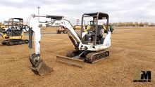 2003 BOBCAT 331 MINI EXCAVATORS