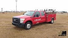 2011 FORD F350 SD SERVICE TRUCK