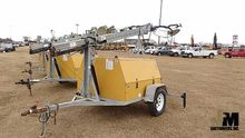 2007 WARREN WCW64MH LIGHT TOWER