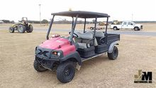 CLUB CAR XRT1550 ALL ATVS