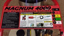 MAGNUM GS18 PRESSURE WASHERS