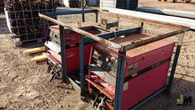 LINCOLN ELECTRIC WELDER (2) TWI