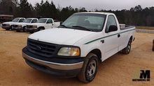 2001 FORD F150 PICKUP TRUCKS
