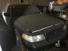 2007 FORD CROWN VIC VEHICLES