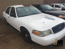 2002 FORD CROWN VIC VEHICLES