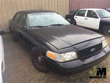2001 FORD CROWN VIC VEHICLES