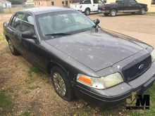 2005 FORD CROWN VIC VEHICLES