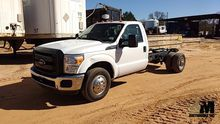 2012 FORD F350XL CAB & CHASSIS