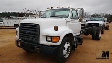 1998 FORD F SERIES CAB & CHASSI