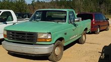 1992 FORD F150 PICKUP TRUCKS