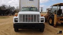 1991 GMC TOP KICK BOX TRUCKS