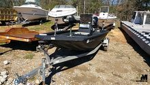 2006 RIVERTRAIL 16' BASS BOAT