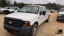 2007 FORD F250SD PICKUP TRUCKS