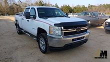 2011 CHEVROLET 2500 PICKUP TRUC