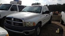 2005 DODGE 2500 PICKUP TRUCKS