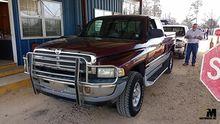2001 DODGE RAM PICKUP TRUCKS