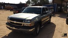 2003 CHEVROLET AVALANCHE PICKUP