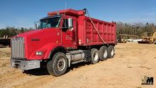 2008 KENWORTH T800 DUMP TRUCKS