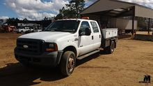 2005 FORD F-450 XL SD FLATBED T