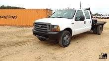 2002 FORD F SUPER DUTY FLATBED