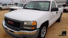 2006 GMC SIERRA 1500 PICKUP TRU