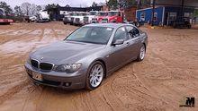 2006 BMW 750I VEHICLES