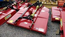 RED 5' POWERLINE TAPPER BACK RO