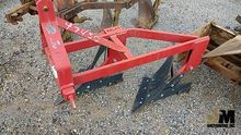 500 RED TWO BOTTOM PLOW
