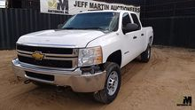 2011 CHEVROLET 2500HD PICKUP TR