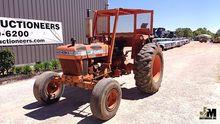 1987 FORD 46910 UTILITY/FARM TR