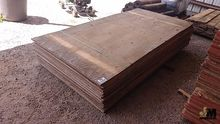 PALLET OF 4' X 8' SHEETS OF PLY